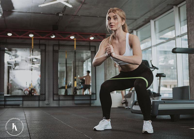 Кросфит тренировка подходяща и за жени